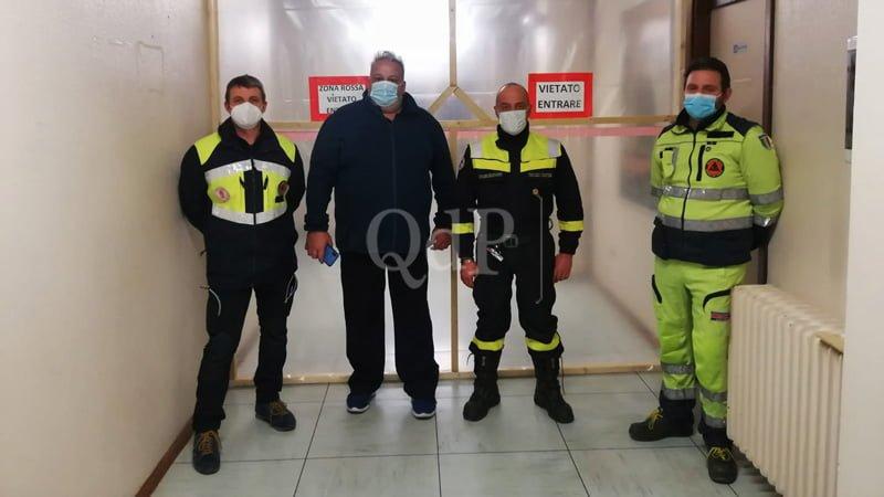 ospedale valdo volontari